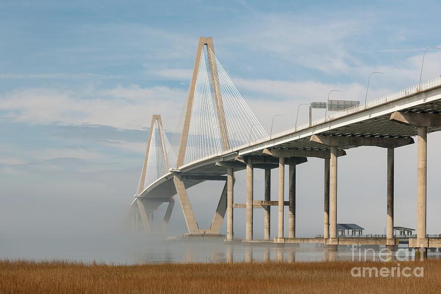 Salt Water Fog Photograph