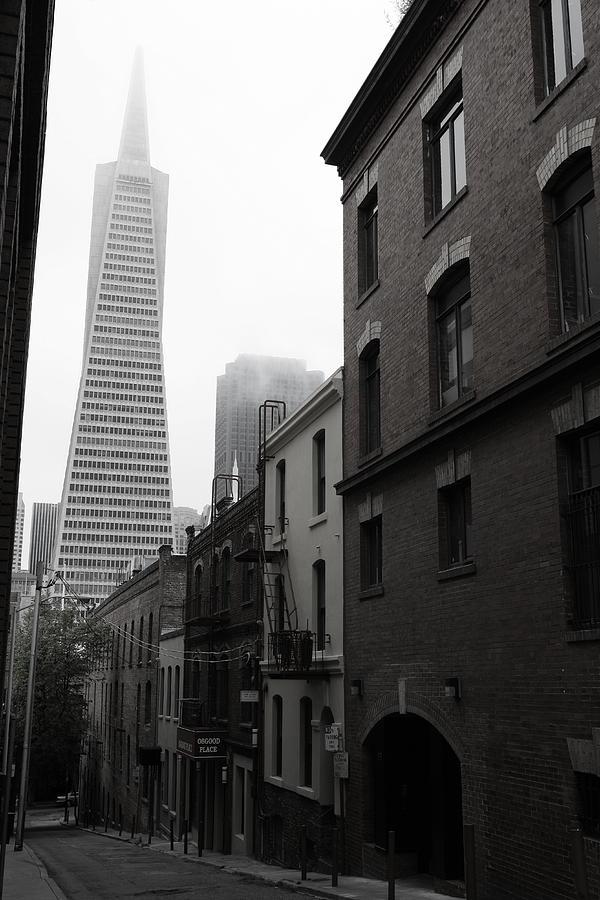 California Photograph - San Francisco Street by Eric Foltz