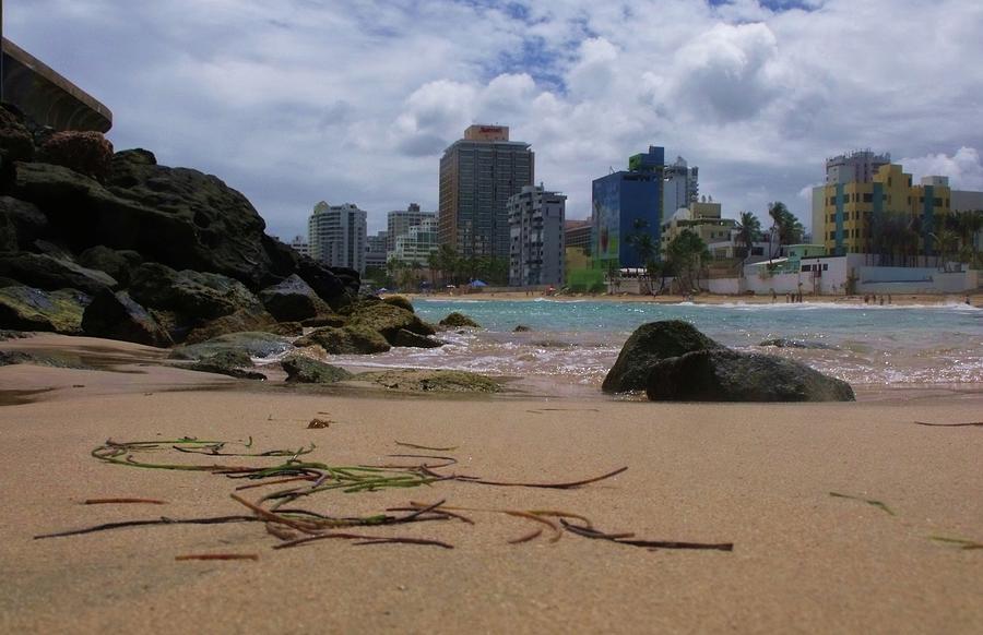 San Juan Beach Iv Photograph
