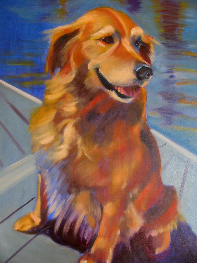 Sasha Painting