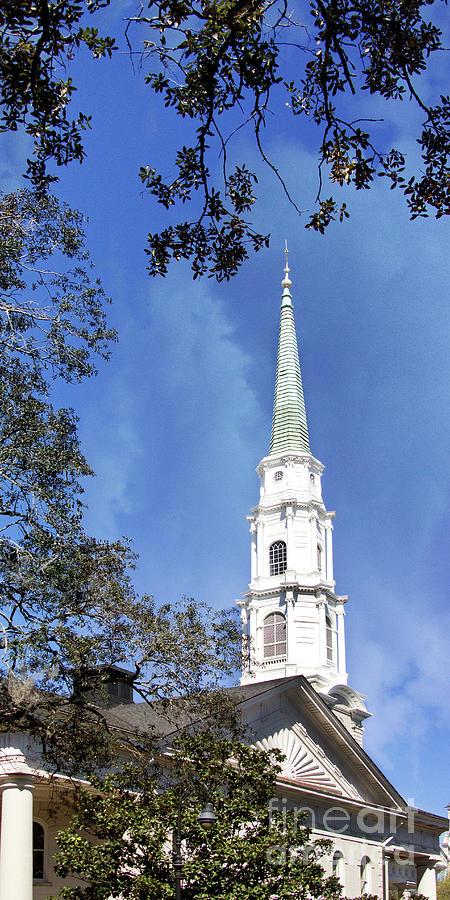 Savannahs Independent Presbyterian Church Photograph