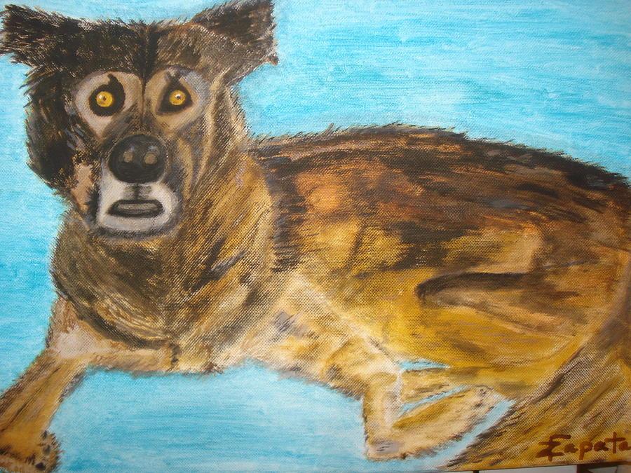 Scoobie Painting
