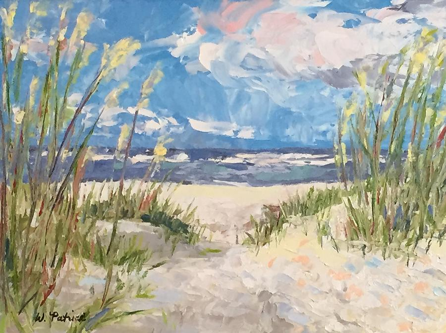 Artists Who Paint Beach Scenes