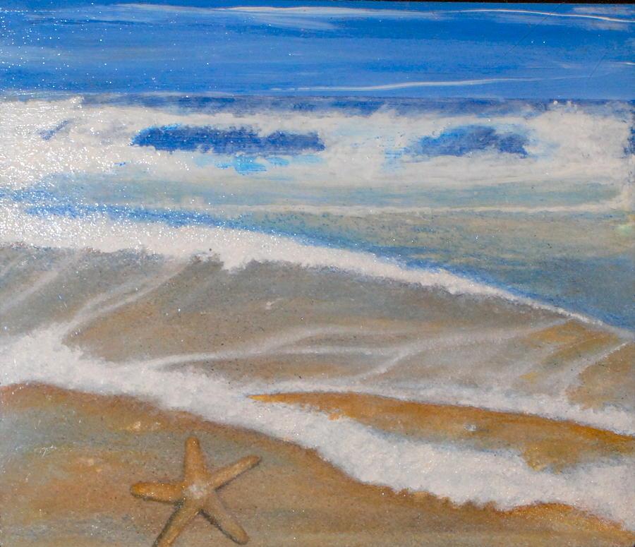 Sea Of Stars Painting