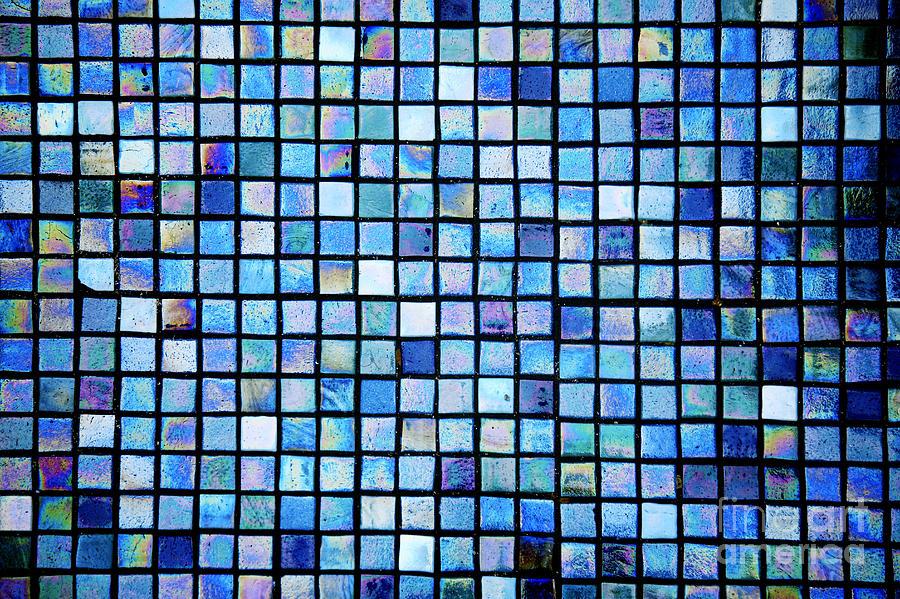 Sea Of Tiles Photograph