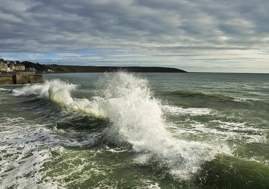 Sea Waves2 Photograph