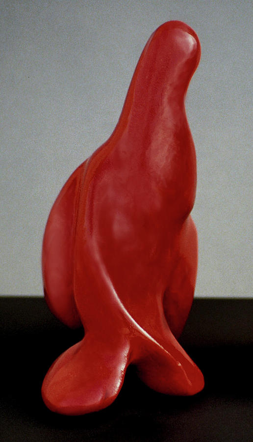 Sculpture Sculpture - Seal We Dance by Lonnie Tapia