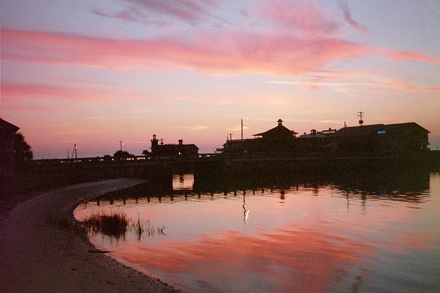 Seaside Pink Photograph