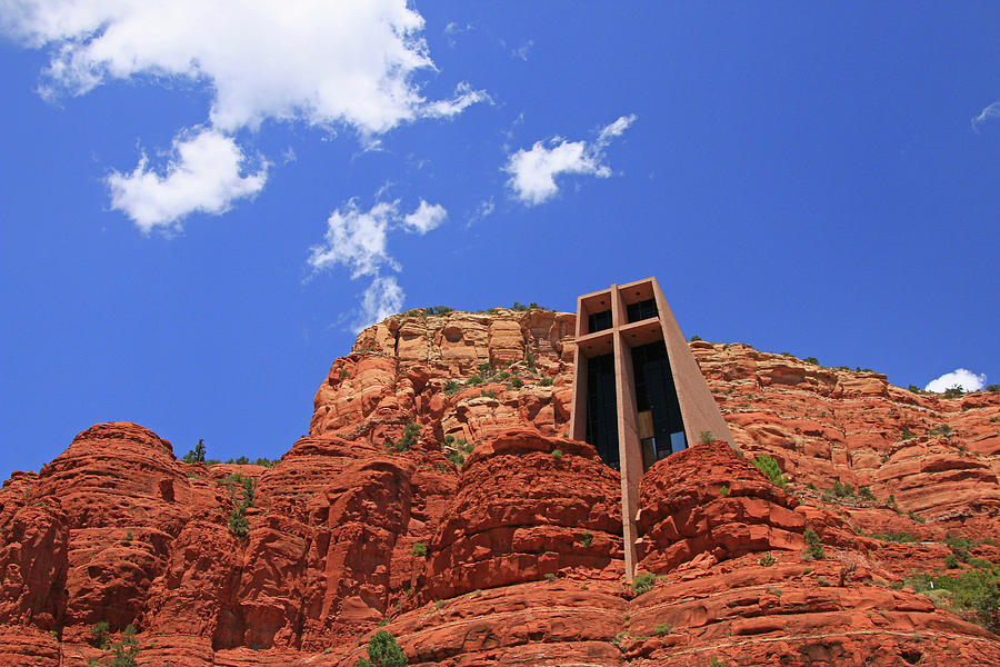 Sedona 39 Chapel Of The Holy Cross Photograph By Allen