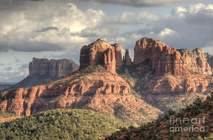 Sedona Red Rock Vista Photograph