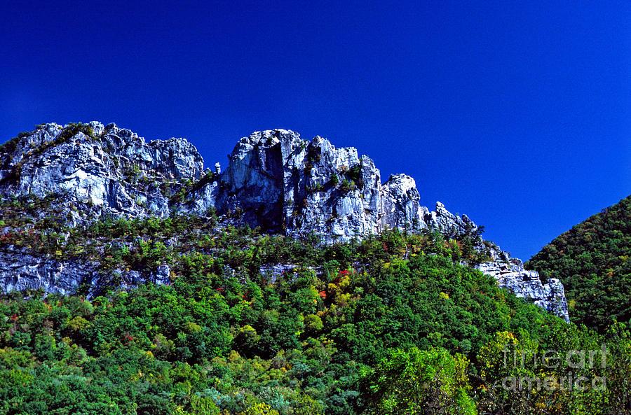 Seneca Rocks National Recreational Area Photograph