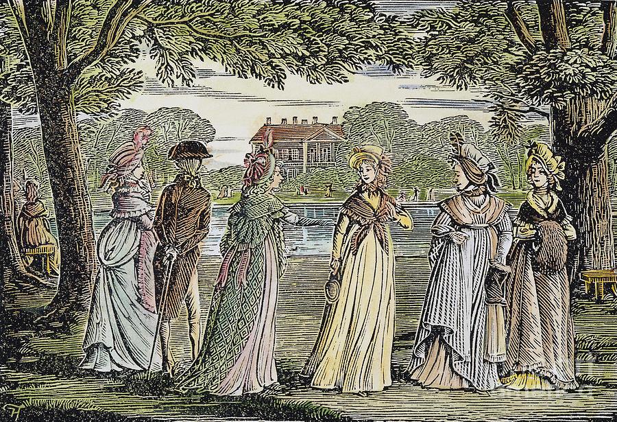1811 Photograph - Sense & Sensibility, 1811 by Granger