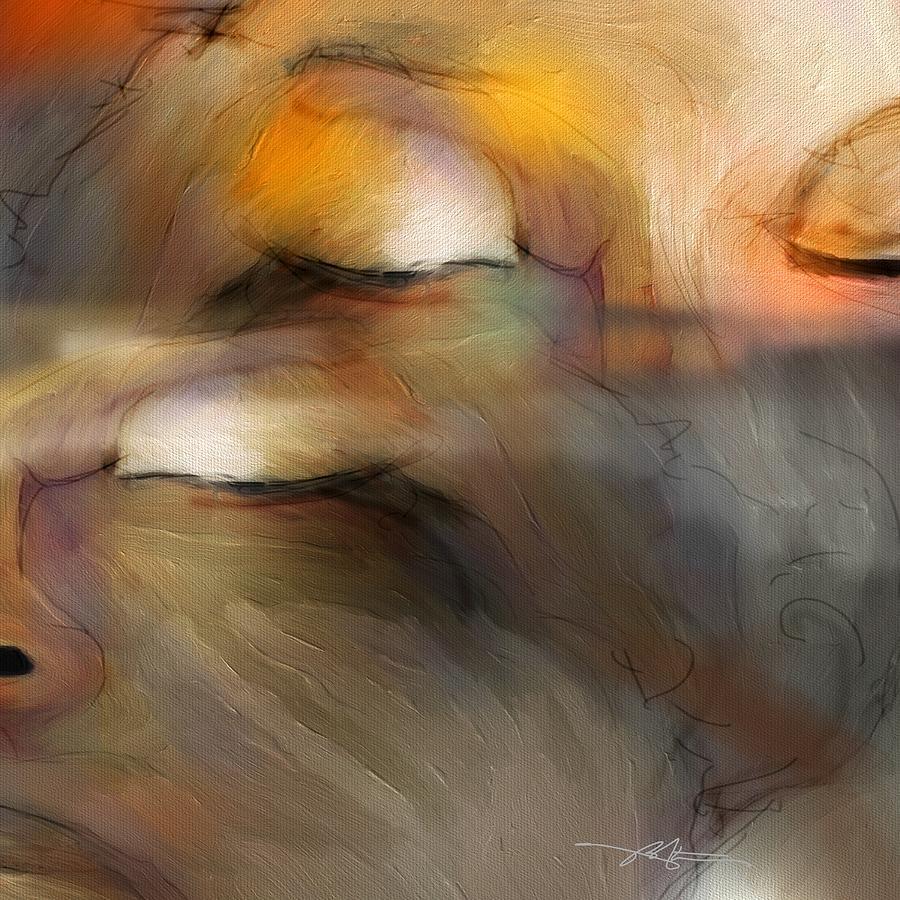 Face Painting - Senses by Bob Salo