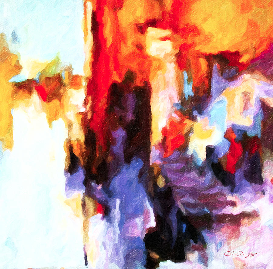 Seven Steps Painting