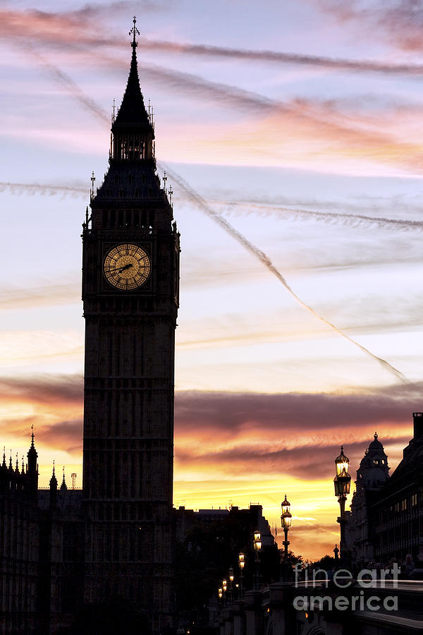 Shades Of London Photograph