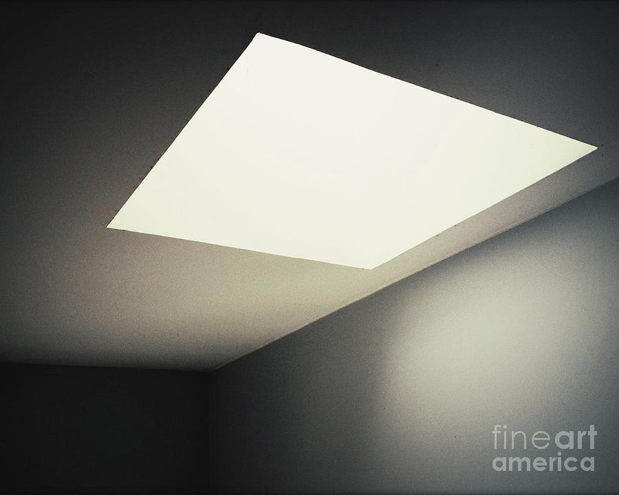 Light Photograph - Shapes by Rikard Olsson