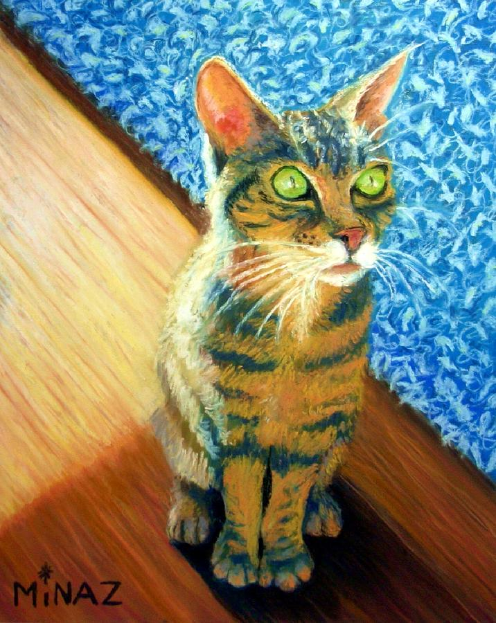 Cat Paintings You And Yours Radio