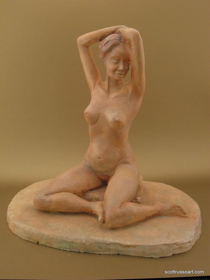 Sculpture Sculpture - Shenel by Scott Russo