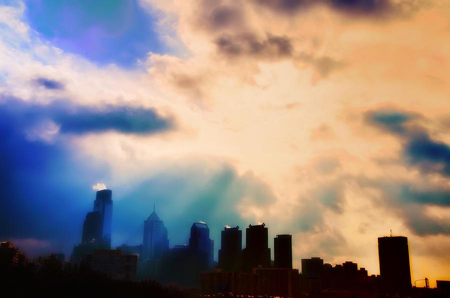 Philadelphia Photograph - Shine A Light by Bill Cannon