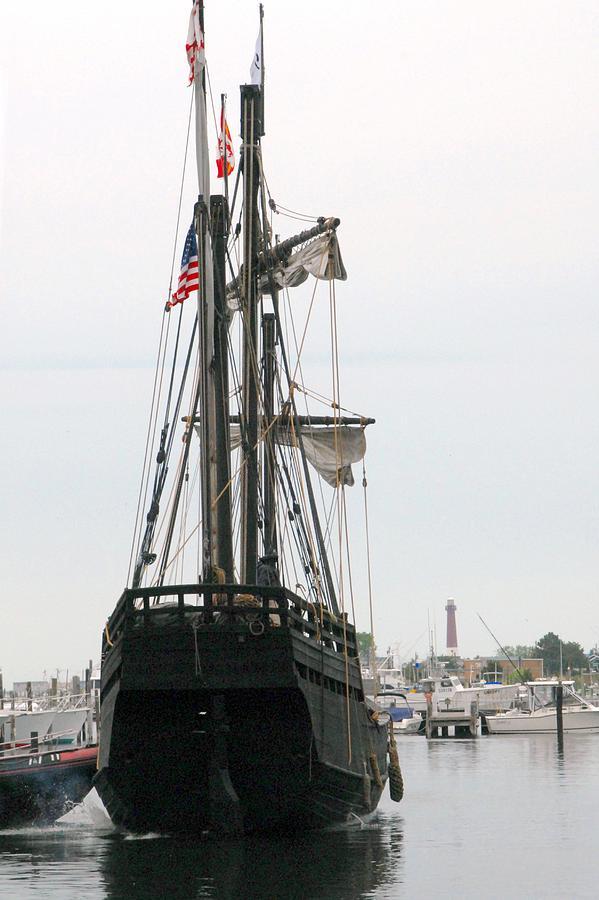 Ship 12 Photograph