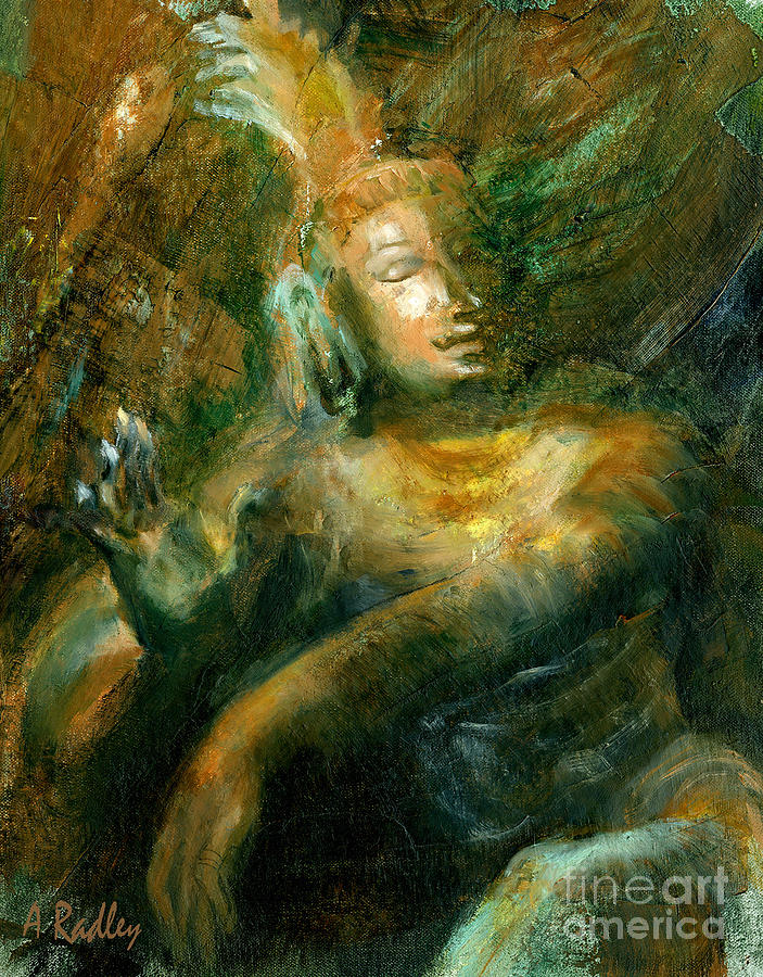 Shiva Lord Of The Dance Painting