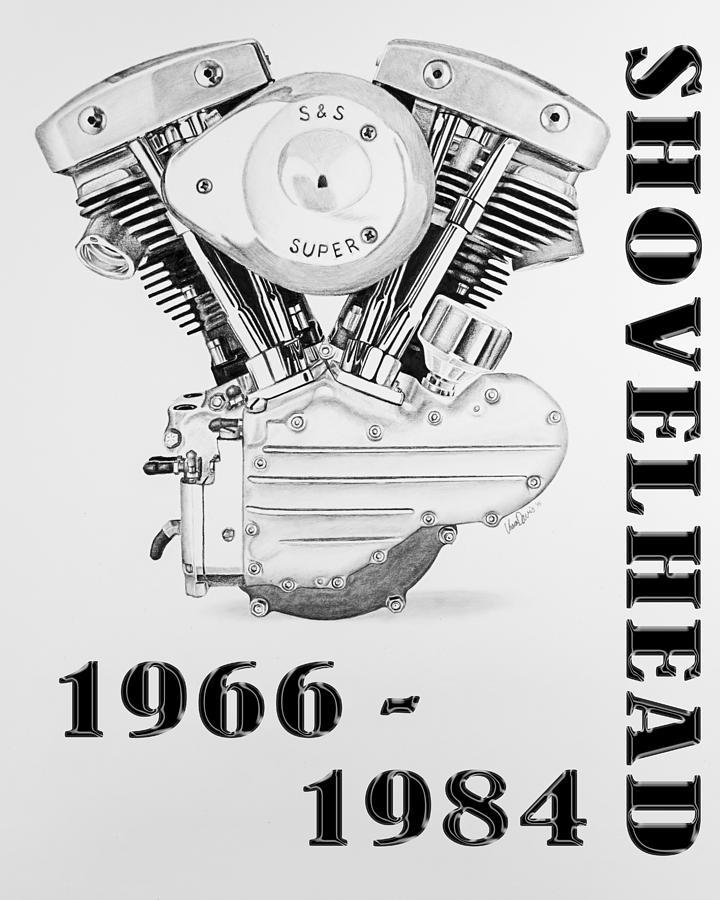 harley davidson shovelhead engine diagram harley