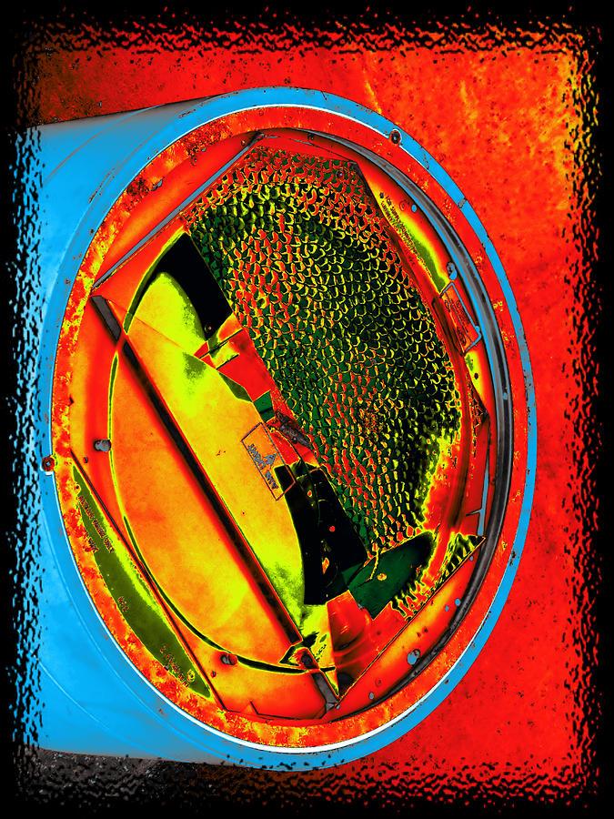 Light Digital Art - Sidelight by Wendy J St Christopher