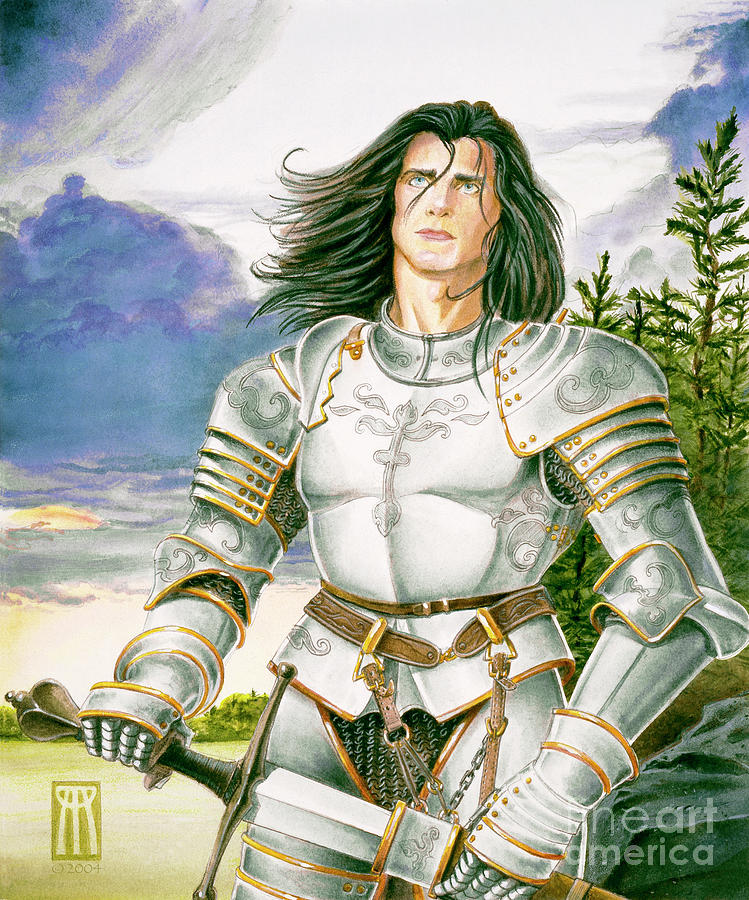 an introduction to sir lancelot du lake king arthurs best knight Beals 3 abstract chivalry and its counterpart, courtly love, are indispensible to sir thomas malory's fifteenth century work on arthurian legend, le morte d'arthur.