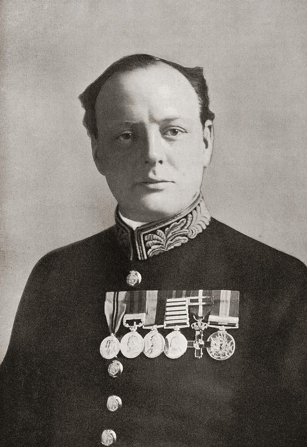 churchill sir winston leonard spencer essay Can some grade my essay on winston churchill's to conclude i would like to say that sir winston leonard spencer-churchill made this speech really.