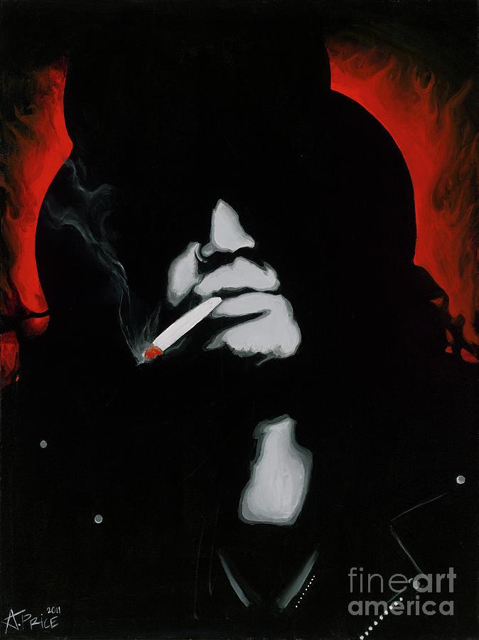 Slash Painting Painting - Slash by Ashley Price