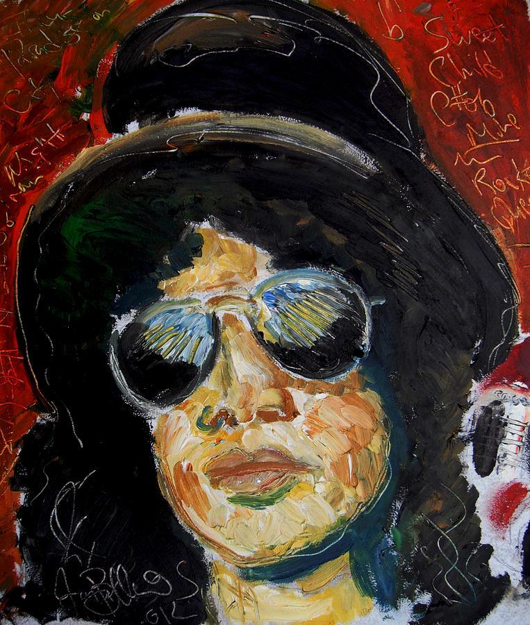 Slash Painting