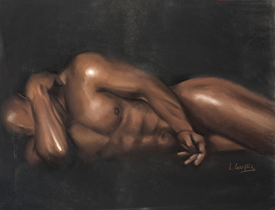 from Scott nude black guy sleeping