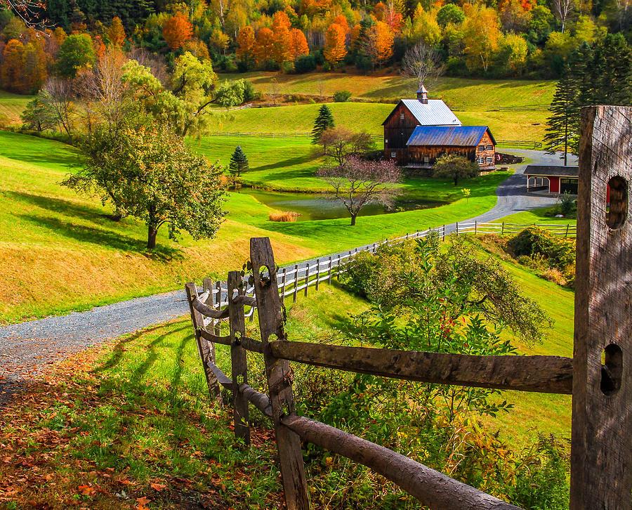 Sleepy Hollow Farm Photograph