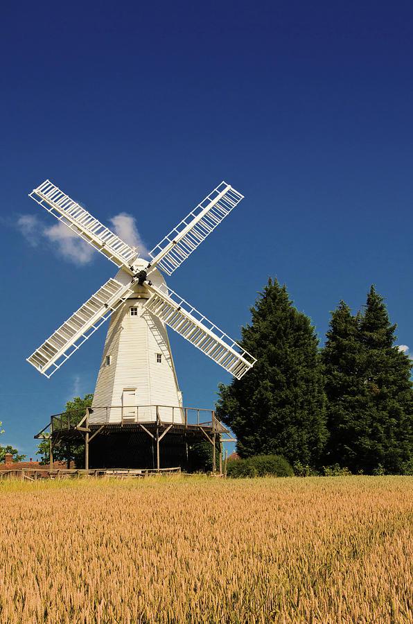 Smock Mill Photograph