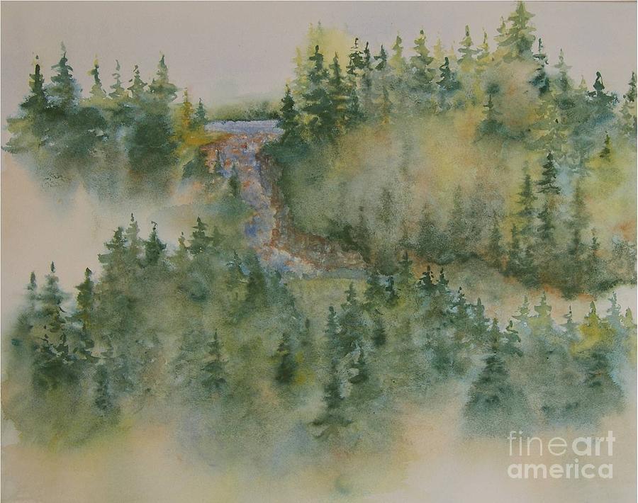 Smokey Mountain Memories 3 Painting