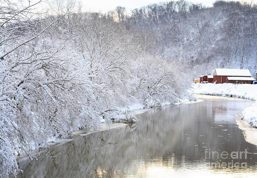 Snow Storm Photograph