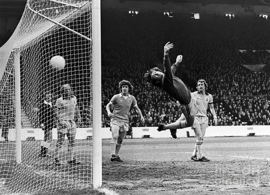 Soccer Match, 1977 Photograph