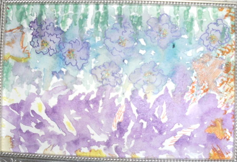 Soft Painting - Soft And Pretty by Anne-Elizabeth Whiteway