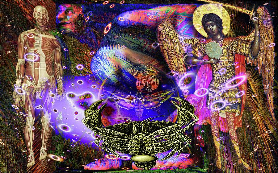 Solarlife Emotion Digital Art