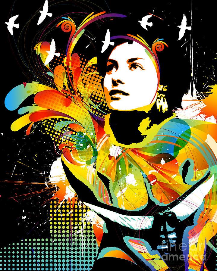 Soul Explosion II Digital Art