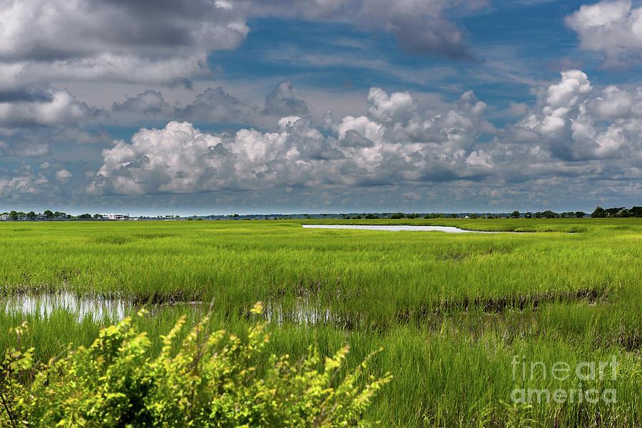 South Carolina Sky Photograph