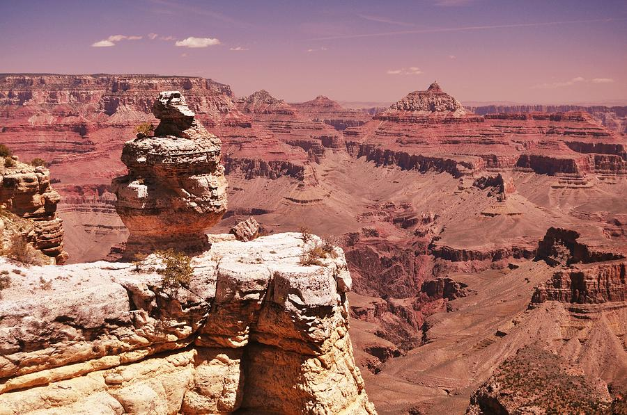 Horizontal Photograph - South Rim, Grand Canyon by Noelle Smith