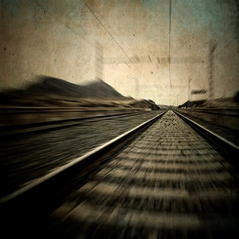 Southern Railway Digital Art