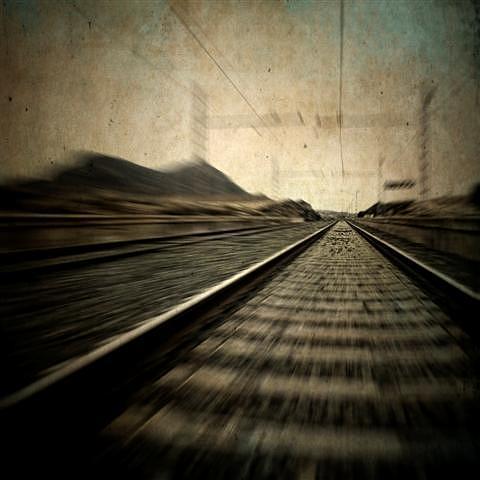 Digital Art - Southern Railway by Luis  Beltran