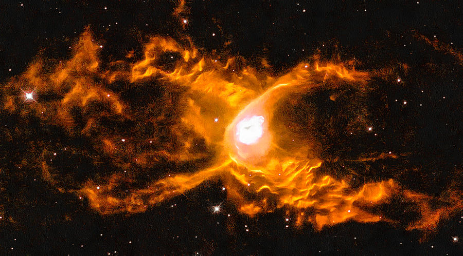 red spider nebula - photo #10
