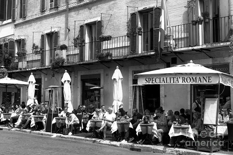 specialita romane photograph by john rizzuto
