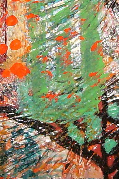Splash Mixed Media - Splash Me by Anne-Elizabeth Whiteway
