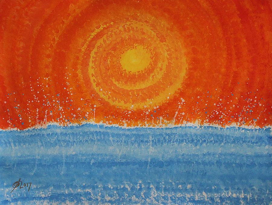 Splash Original Painting Painting
