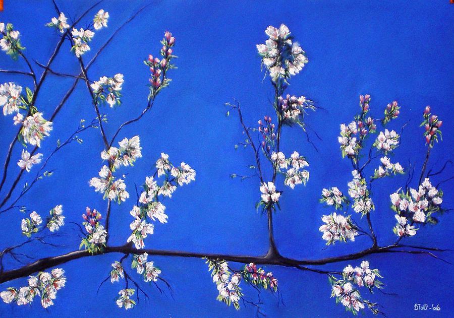 dick flower painting
