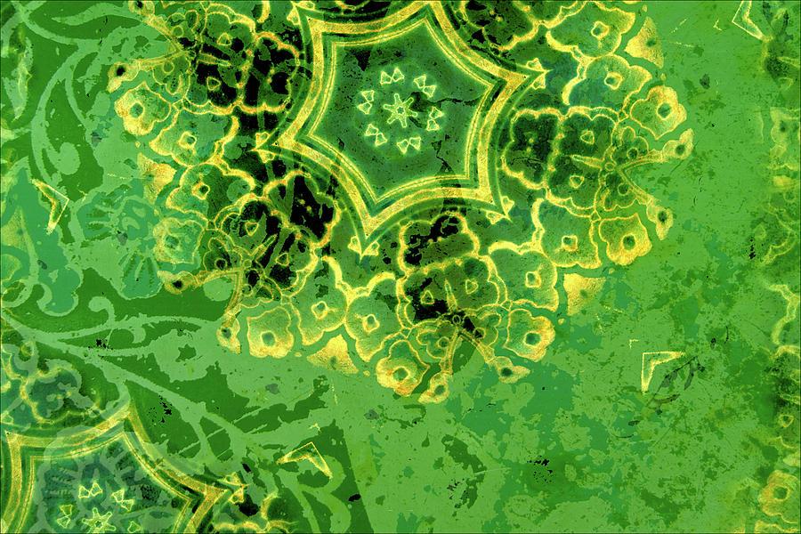 Kaleidoscope Digital Art - Spring Sprung by Bonnie Bruno